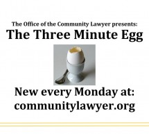 The Three Minute Egg: GMO