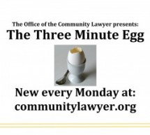 The Three Minute Egg: GMO Updates