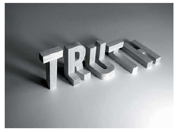 Half-truths do not promote transparency