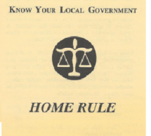 Home Rule Pamphlet